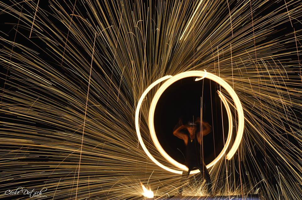 Fireshow Samui Fire Show