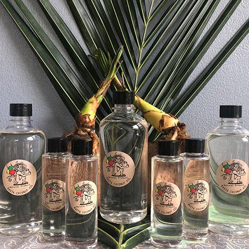 Organic virgin coconut oil koh samui thailand samui circus studio fireshow